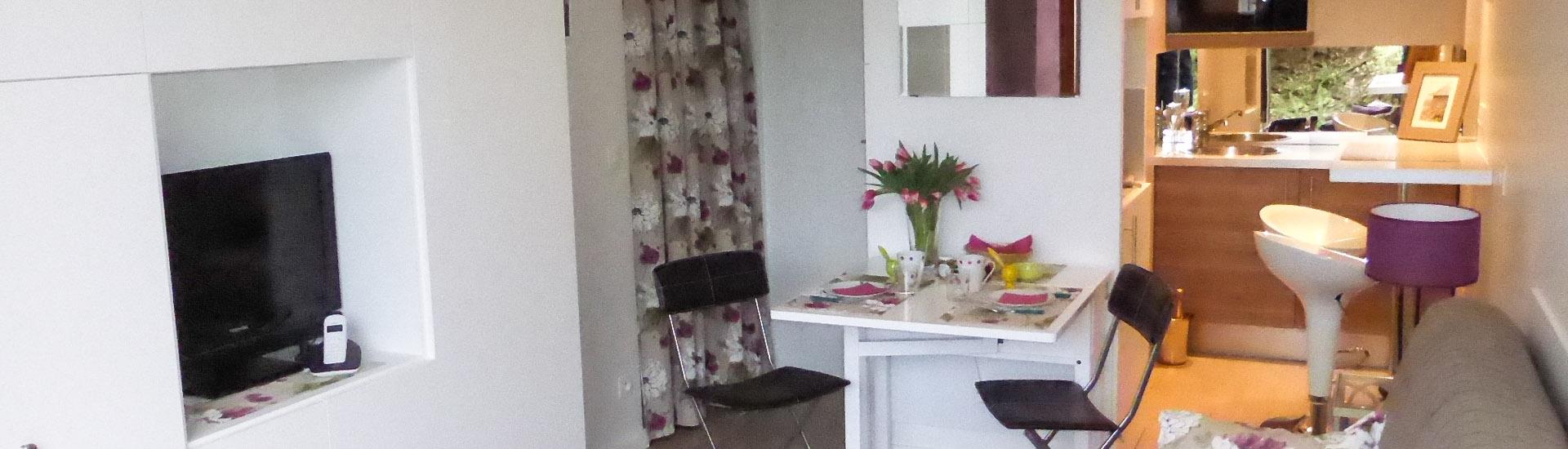 Studio meublé près de Versailles