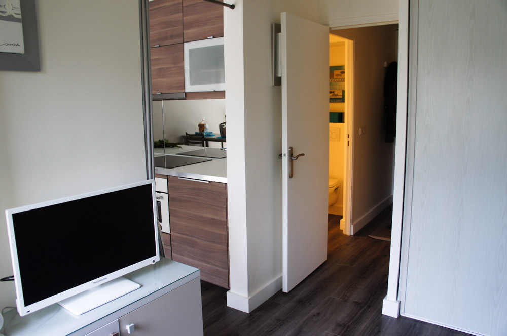 Appartement équipé Parly 2